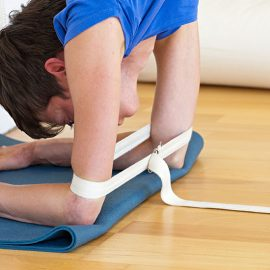 Sunday Workshop: Yoga for the Neck and Shoulders with Elizabeth Brass 14 April 2019      1:00-4:00pm