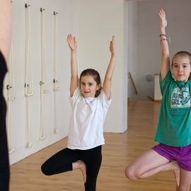 Kids & Teensyoga back from May 20