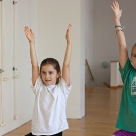 Yoga for Children, Teens & Young Adults: New classes from August 2020!