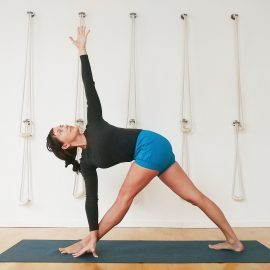 Start Thursday-Morning Class with Claudia