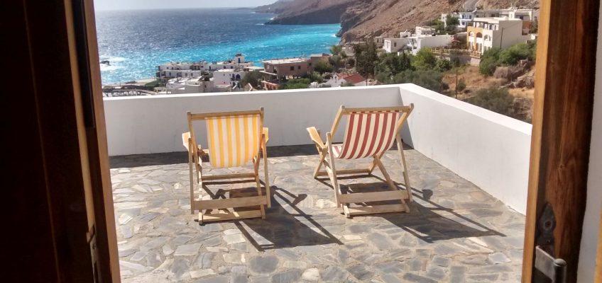 Yoga in Crete View