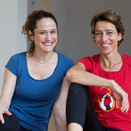 Ribs and Chest in Asana & Pranayama – Workshop with Katrin Voigt & Elizabeth Brass |April 17-18, 2021